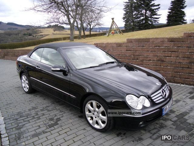 2004 mercedes benz clk 200 kompressor elegance new model