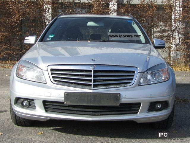 2008 mercedes benz c200 cdi automatic pdc navi pace car photo and specs. Black Bedroom Furniture Sets. Home Design Ideas