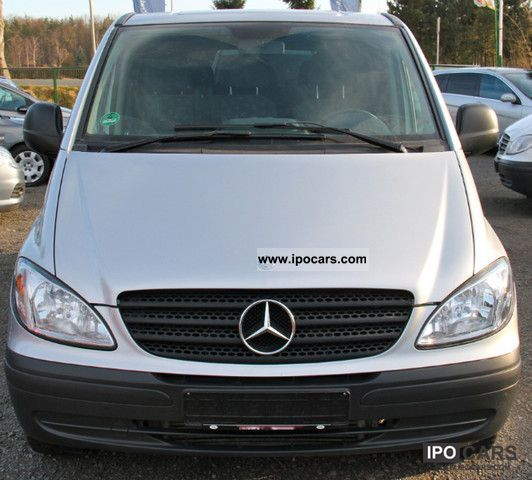 2016 Used Ford Transit Connect Campervan Class B In: 2009 Mercedes-Benz Vito 111 CDI Extra Long \