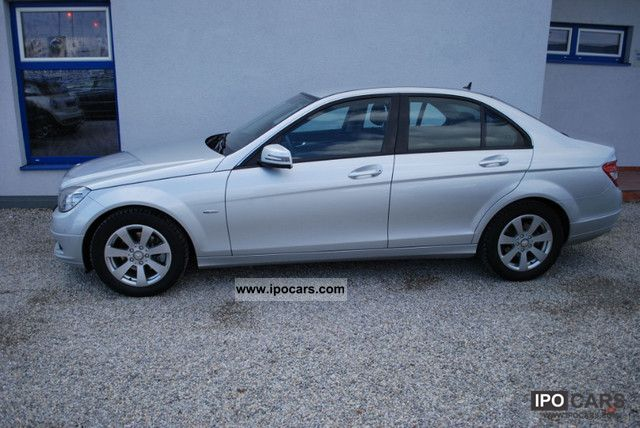 2010 mercedes benz c 180 cdi blueefficiency dpf car photo and specs. Black Bedroom Furniture Sets. Home Design Ideas