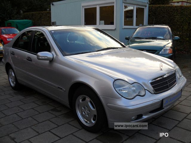 2002 mercedes benz 180 classic c air conditioning esd for Mercedes benz air conditioning problems