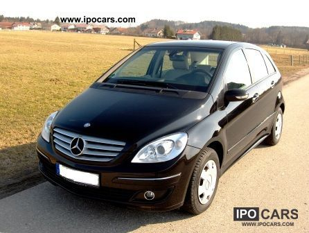 2007 mercedes benz b 150 1 hand only 24 850 km car photo. Black Bedroom Furniture Sets. Home Design Ideas