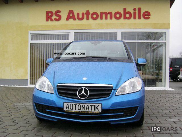 2008 Mercedes-Benz  A 180 CDI Autotronic modified model Limousine Used vehicle photo