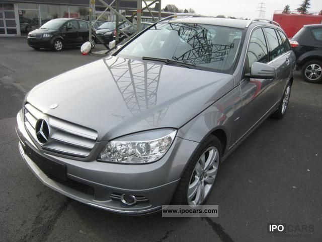 2009 mercedes benz c 220 cdi blueefficiency net navi 14500 car photo and specs. Black Bedroom Furniture Sets. Home Design Ideas