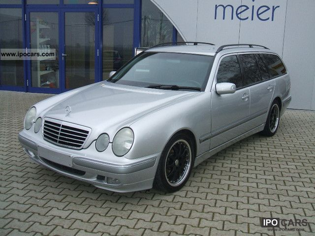 2000 mercedes benz e 270 cdi elegance at engine with 100 000 km car photo and specs. Black Bedroom Furniture Sets. Home Design Ideas