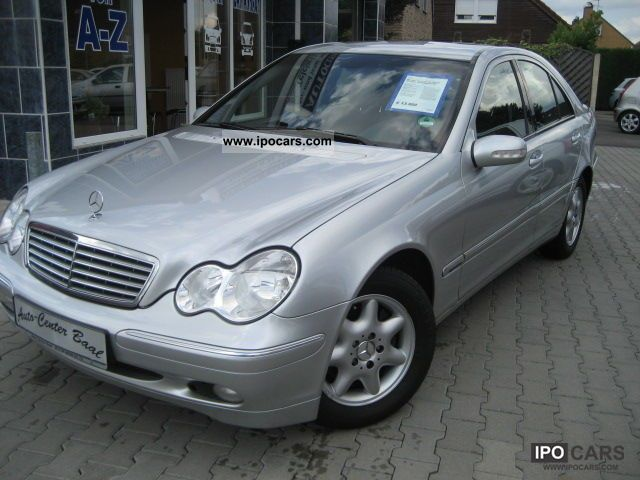2004 mercedes benz c 220 cdi elegance auto dpf navi air car aluminum car photo and specs. Black Bedroom Furniture Sets. Home Design Ideas