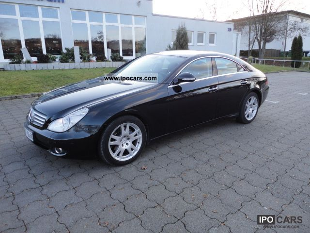 2006 mercedes benz cls 320 cdi 7g tronic dpf car photo and specs. Black Bedroom Furniture Sets. Home Design Ideas