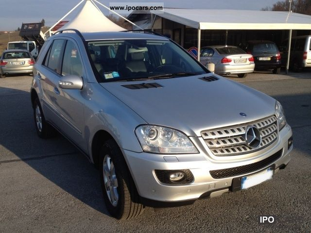 2006 mercedes benz ml 320 cdi chrome car photo and specs for Mercedes benz chrome