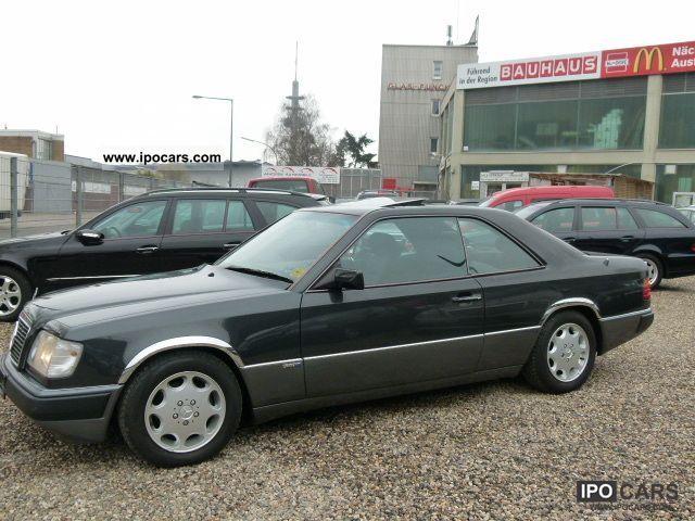 1991 mercedes benz 230 ce sportline 66 000 km car. Black Bedroom Furniture Sets. Home Design Ideas