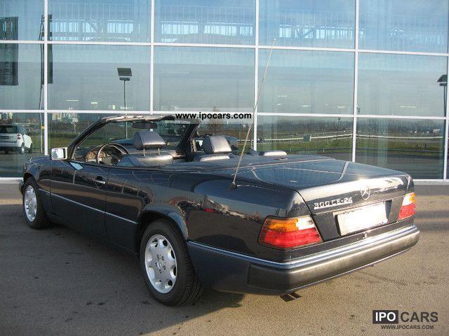 1992 mercedes benz 300 e sportline convertible car photo for 1992 mercedes benz 300