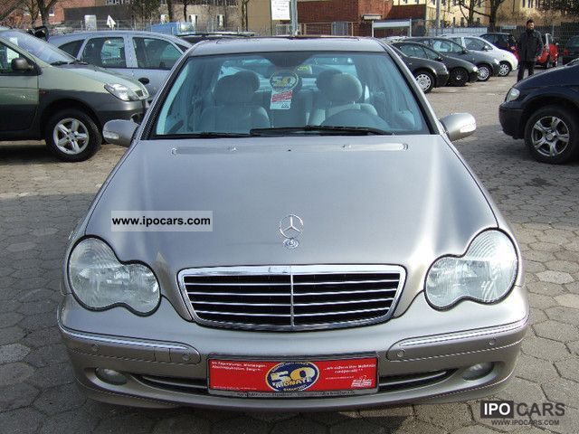 2003 mercedes benz c 200 cdi ahn ngekupplung service for Mercedes benz customer service usa