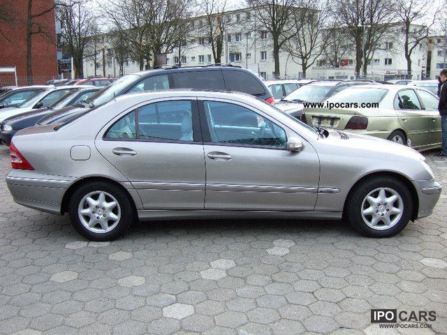 2003 mercedes benz c 200 cdi ahn ngekupplung service