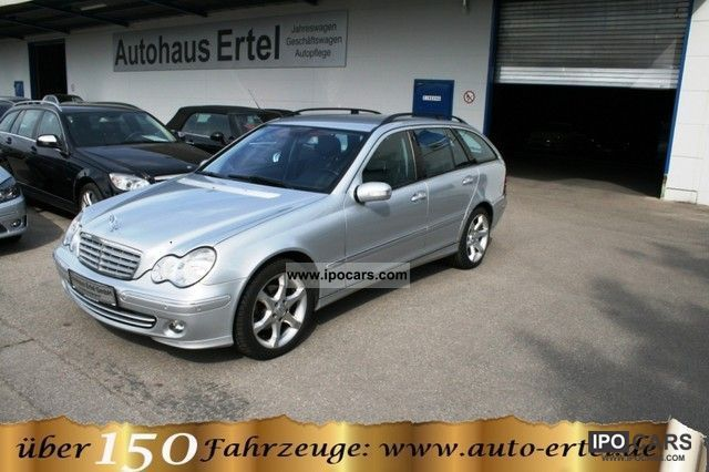 2006 mercedes benz c220 cdi aut avantgarde sport edition car photo and specs. Black Bedroom Furniture Sets. Home Design Ideas