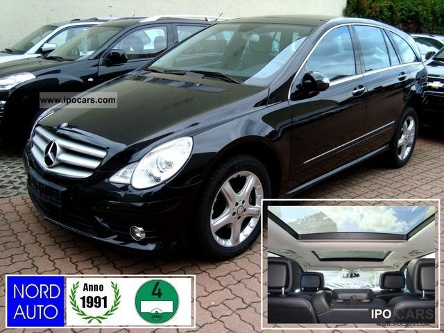 2007 mercedes benz r 320 cdi 4matic 2jh garantie car. Black Bedroom Furniture Sets. Home Design Ideas