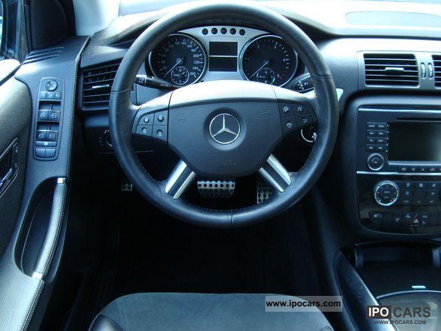 2007 mercedes benz r320 cdi 4matic