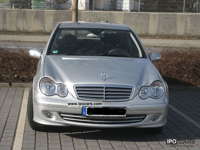 2005 Mercedes-Benz  C 180 Kompressor Classic Limousine Used vehicle photo
