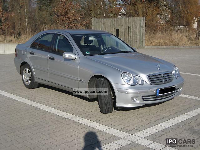 2005 mercedes benz c 180 kompressor classic car photo for Mercedes benz kompressor 2005