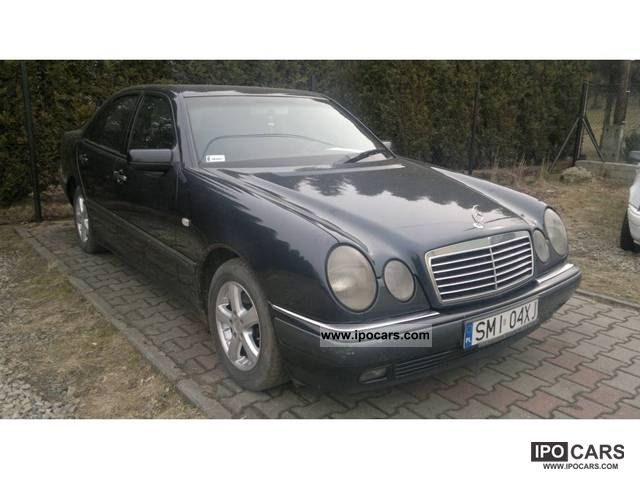 1998 mercedes benz e 220 diesel car photo and specs. Black Bedroom Furniture Sets. Home Design Ideas