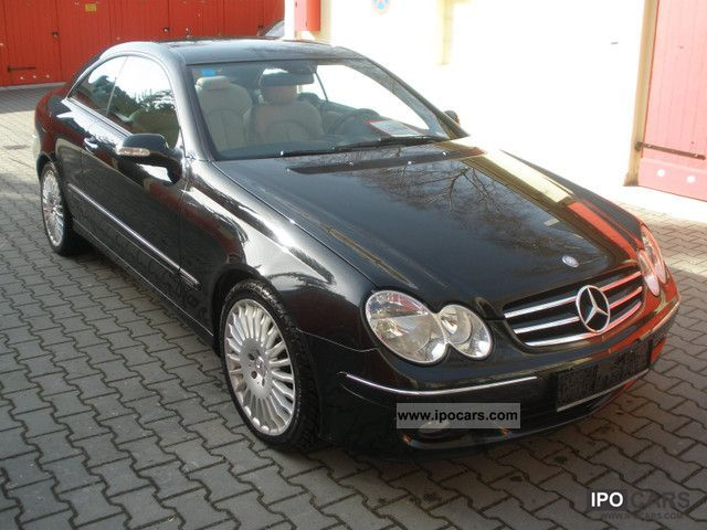 2007 mercedes benz clk 220 cdi avantgarde car photo and. Black Bedroom Furniture Sets. Home Design Ideas