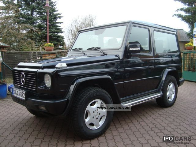 2004 Mercedes-Benz  G 320 Auto * Leather * checkbook * Klimaaut. Off-road Vehicle/Pickup Truck Used vehicle photo