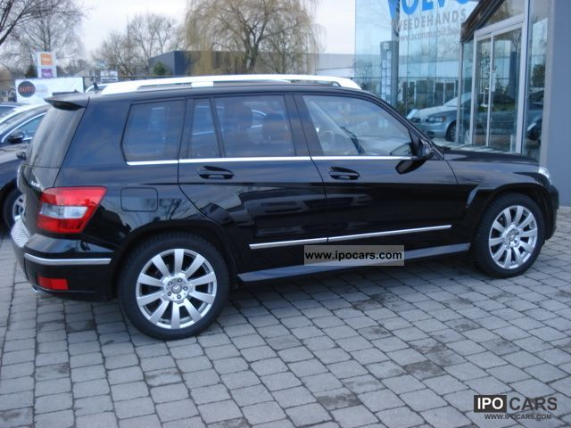2010 Mercedes Benz Glk 320 Cdi 4matic 7g Tronic Dpf Car