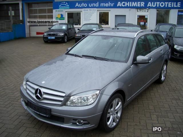 2009 mercedes benz c 200 t cdi avantgarde auto dpf comand car photo and specs. Black Bedroom Furniture Sets. Home Design Ideas