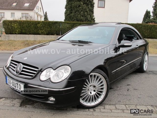 2002 mercedes benz clk 500 avantgarde car photo and specs for Mercedes benz clk 2002