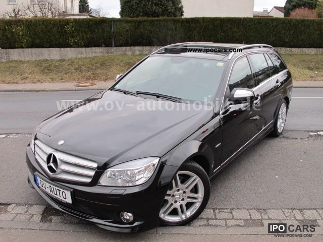 2008 Mercedes-Benz  C 220 T CDI Avantgarde \ Estate Car Used vehicle photo