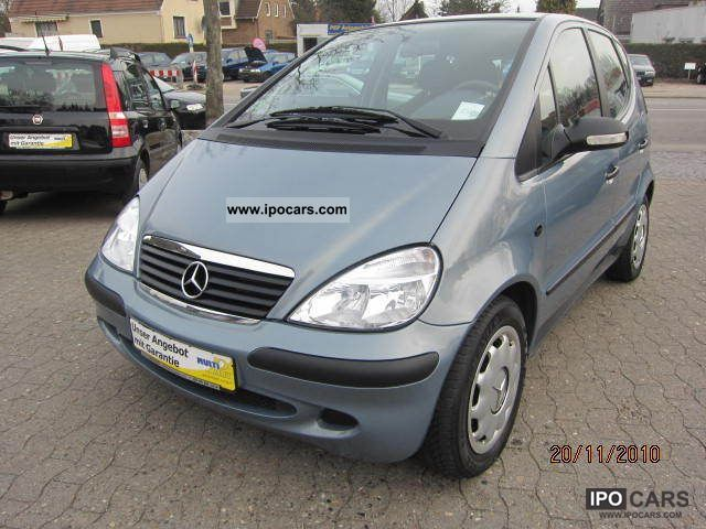 2004 Mercedes-Benz  A 170 CDI Classic air conditioning Limousine Used vehicle photo