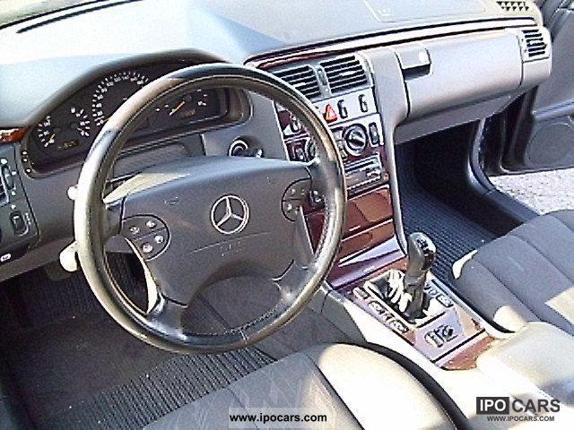 2001 Mercedes Benz E 220 Cdi Classic Car Photo And Specs