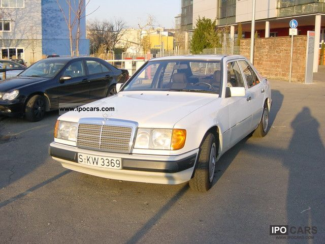 1991 Mercedes-Benz  200 E Limousine Used vehicle photo