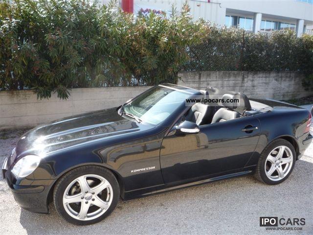 2004 mercedes benz slk 200 car photo and specs. Black Bedroom Furniture Sets. Home Design Ideas