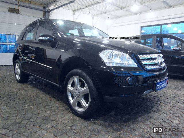 2005 mercedes benz ml 280 cdi 4matic 7g tronic dpf from a hand car photo and specs. Black Bedroom Furniture Sets. Home Design Ideas