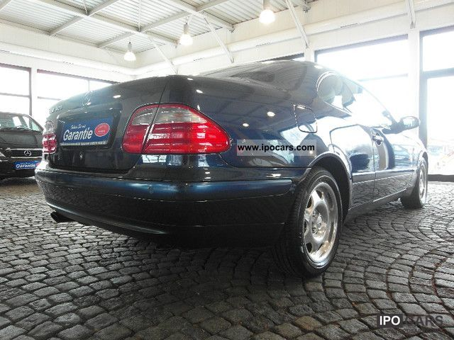 1998 mercedes benz clk 320 sport coupe from a hand for 1998 mercedes benz clk 320