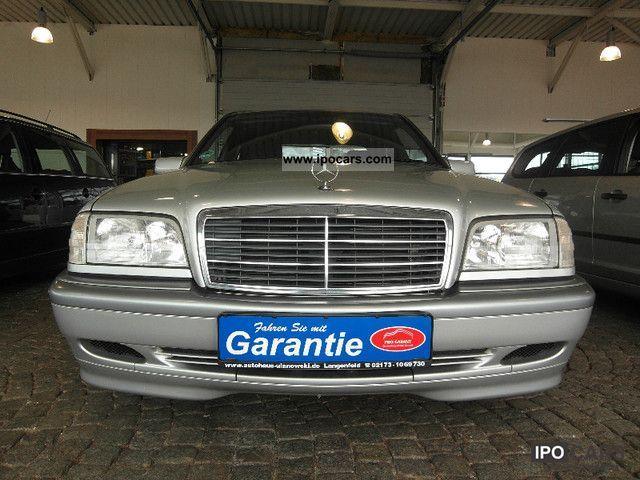 1999 mercedes benz c240 classic selection 1hand warranty for Mercedes benz car warranty