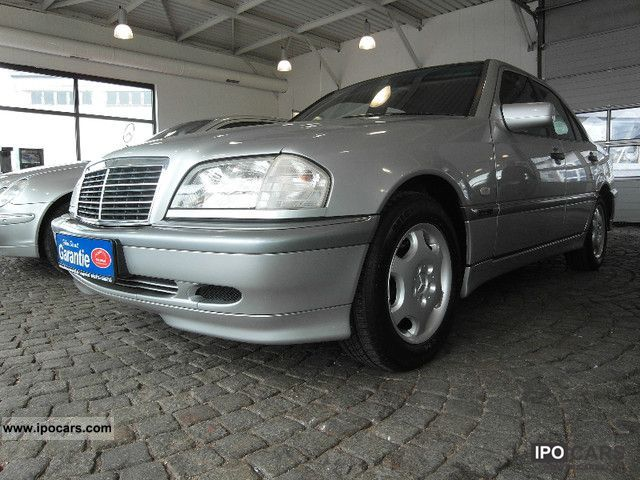 1999 Mercedes-Benz  C-180 Classic Selection Limousine Used vehicle photo