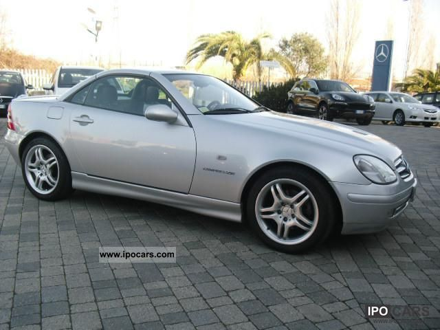 1998 mercedes benz slk 200 kompressor 197 cv car photo and specs. Black Bedroom Furniture Sets. Home Design Ideas