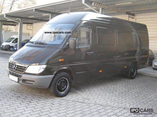 2005 mercedes benz 900 netto export car photo and specs. Black Bedroom Furniture Sets. Home Design Ideas