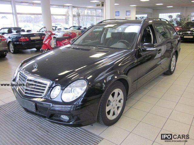 2006 mercedes benz e 220 cdi aut model 2007 car photo for Mercedes benz 2006 models