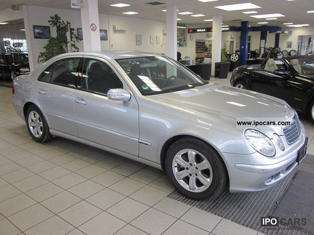 2005 mercedes benz e 220 cdi car photo and specs. Black Bedroom Furniture Sets. Home Design Ideas