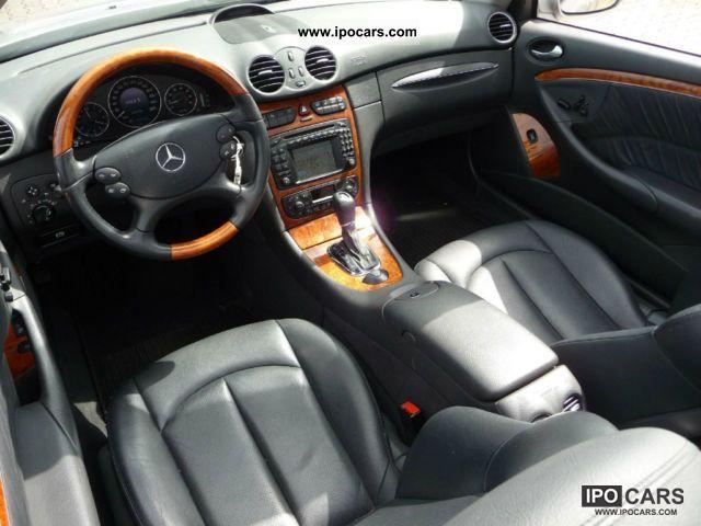 Mercedes Benz Clk Elegance Comand Pts Bi Xenon Lgw