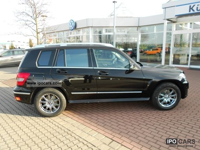 2009 mercedes benz glk 320 cdi 4matic ptc chrompak sportpaket car photo and specs. Black Bedroom Furniture Sets. Home Design Ideas