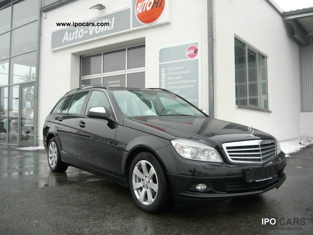 2008 Mercedes-Benz  C 200 CDI DPF m. NAVI COMAND, Xenon, Sitzhzg Estate Car Used vehicle photo