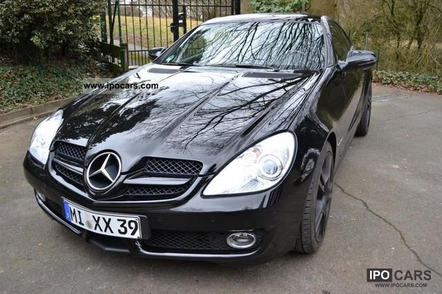 2008 mercedes benz slk 200 automatic model 2009 car photo and specs. Black Bedroom Furniture Sets. Home Design Ideas
