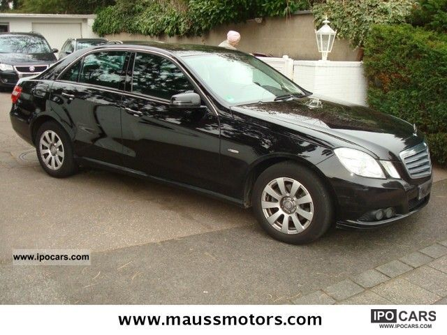 2009 mercedes benz e 220 cdi blueefficiency automatic dpf navi pdc car photo and specs. Black Bedroom Furniture Sets. Home Design Ideas
