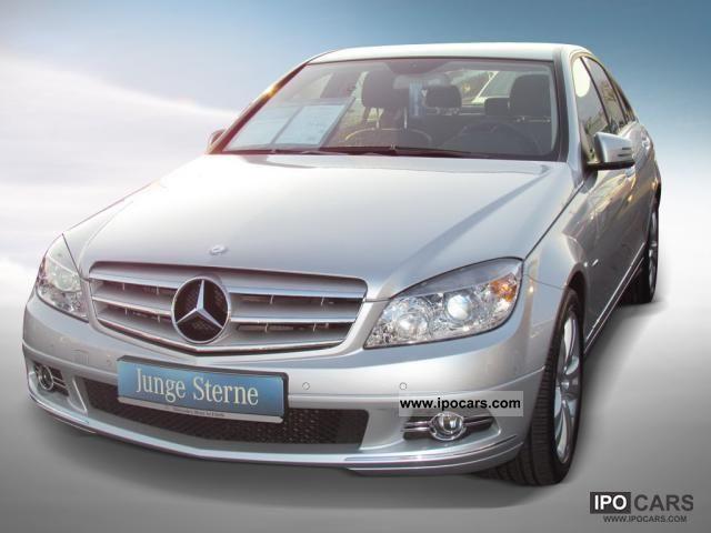 2010 mercedes benz c 200 cgi vanguard parktronic for Mercedes benz parktronic