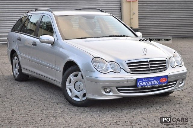 2004 mercedes benz c 200 t cdi dpf diesel particulate off 2 hand car photo and specs. Black Bedroom Furniture Sets. Home Design Ideas