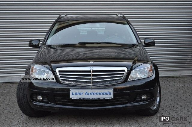 2009 Mercedes-Benz  C 200 CDI DPF * From 1 HAND * NAVI * SEAT HEATING * ALU * Estate Car Used vehicle photo