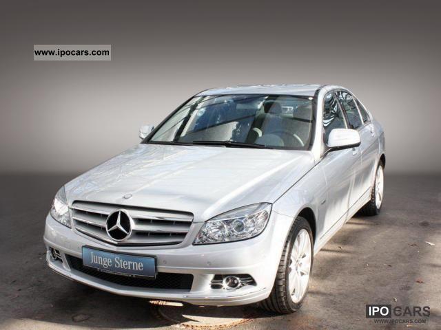 2007 mercedes benz c 180 avantgarde leather parktronic for Mercedes benz parktronic