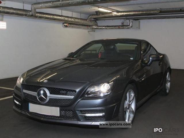 2012 mercedes benz slk 250 amg sport package automatic leather be car photo and specs. Black Bedroom Furniture Sets. Home Design Ideas
